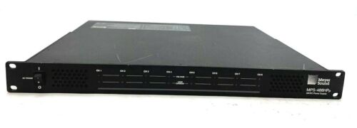 Meyer Sound MPS-488HPP 8 Channel External Power Supply, 30-Day Guarantee 2/3