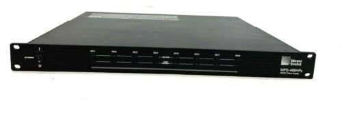 Meyer Sound MPS-488HPP 8 Channel External Power Supply, 30-Day Guarantee 3/3