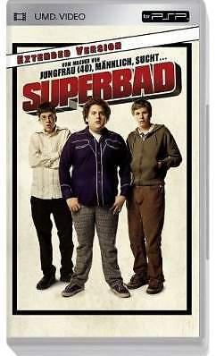Superbad - Unrated McLovin Edition ( UMD PSP ) NEU