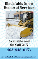Blackfalds Snow Removal Services