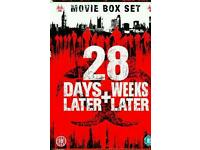 28 Weeks Later/28 Days Later
