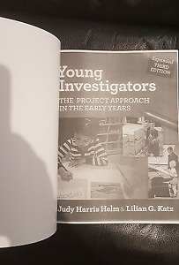 Young Investigators, Expanded Third Edition (copy) by Judy Harri