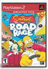 The Simpsons Road Rage Video Games