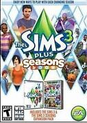 Sims 3 Plus Seasons