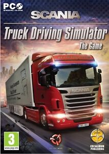 SCANIA TRUCK DRIVING SIMULATOR - LORRY DRIVING GAME - NEW