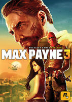 MAX PAYNE 3 / GAME PS3