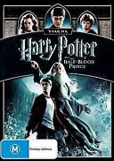 Harry Potter and The Half Blood Prince DVD