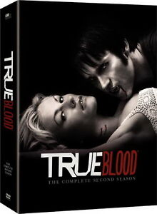 True Blood The Complete Second Season DVD