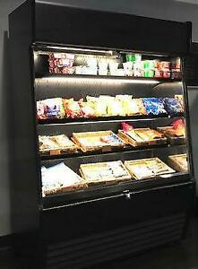 "Structural Concepts 60"" upright grab and go - in near new conditon - 4 available"