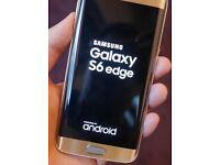 Samsung Galaxy S6 Edge (32gb) Gold Platinum