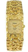 Gold Nugget Watch