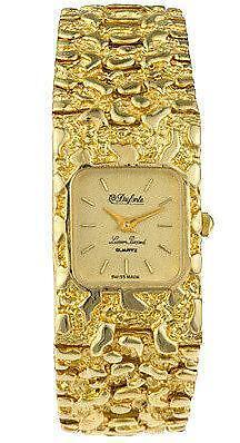 Gold Nugget Watch | eBay