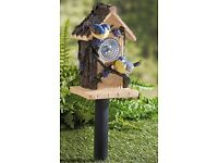 Solar Powered Birdhouse Light Decoration (NEW)