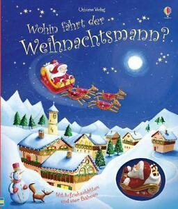 Watt, Fiona - Wohin fährt der Weihnachtsmann?