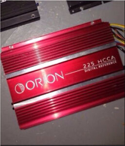ORION 225 hcca made in USA