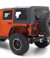 JEEP WRANGLER SOFT TOP (4 DOOR) MODELS 2009-2012