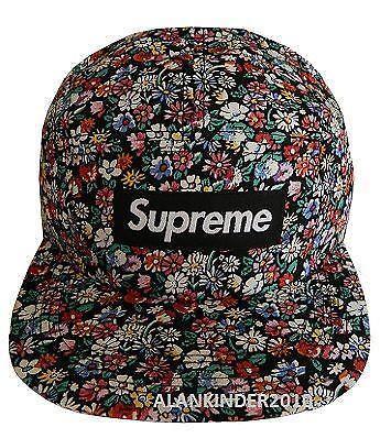 Supreme Floral Hat  8cfbb6689c5