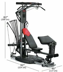 Bowflex Ultimate 2 workout system complete w/ attachments