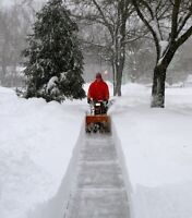 St Albert snow clearing