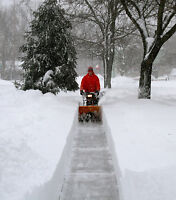 Reputable Residential Snow Removal for Mississauga!