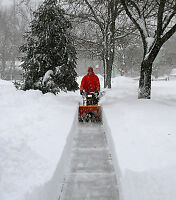 Reputable and Reliable Snow Removal Services for Mississauga!