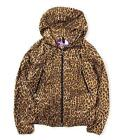 North Face Leopard