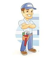 Skilled and experienced handyman happy to serve you