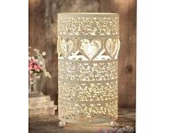 Heart Table Lamp - Brand New