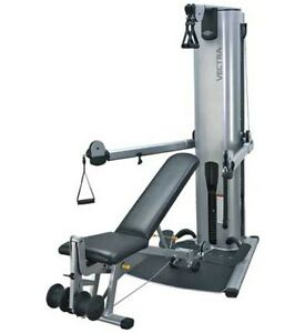 Vectra VFT 100 Functional Trainer with bench