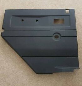 Land Rover Defender 110 nearside rear door card