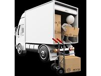 24/7 man and van hire house office home flat move and rubish removals delivery services in London