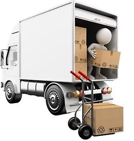 24/7 Man and Van Hire House office Move Rubbish Removals Piano Furniture Delivery Nationwide Europe
