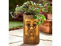 Trunk garden planter