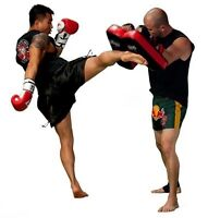 Private kickboxing lessons