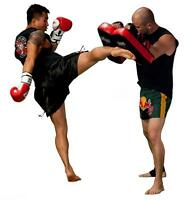 Personal 1-on1 In-Home Kickboxing Sessions
