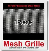 Universal Wire Mesh Grille