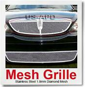 Lincoln LS Grill