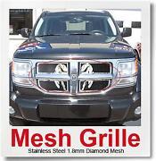 Dodge Nitro Mesh Grill