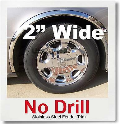 FOR 00-05 Cadillac DeVille 4D Fender -