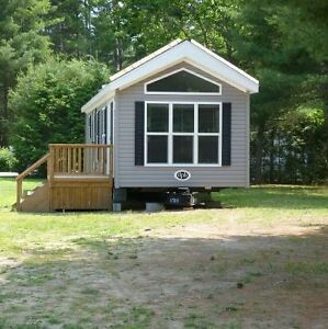 Dutch Park Cambridge 12' by 37'- Two Bedroom with bunk beds