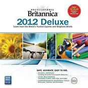 Encyclopedia Britannica 2012