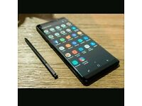 Note 8 swap iPhone x
