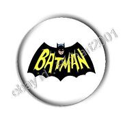 Batman Pin Badge