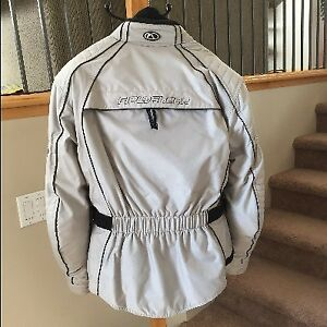 Motorcycle Riding Jacket - Denier Pro - Ladies - Medium
