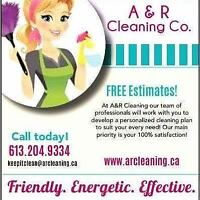 Affordable and Reliable Cleaning