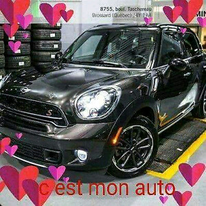 Mini Cooper country man all 4