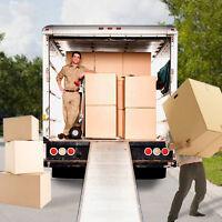 """L'OFFRE SPECIALE 59$/h camion 20"""" + 2 demenageurs.(514) 549-2895"""