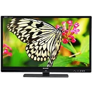 """Sharp 60"""" LED TV (with Netflix Buit In)  $375 OBO"""