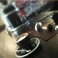 Barista for espresso & whisky bar