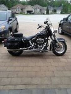 Harley Davidson Heritage Classic for sale
